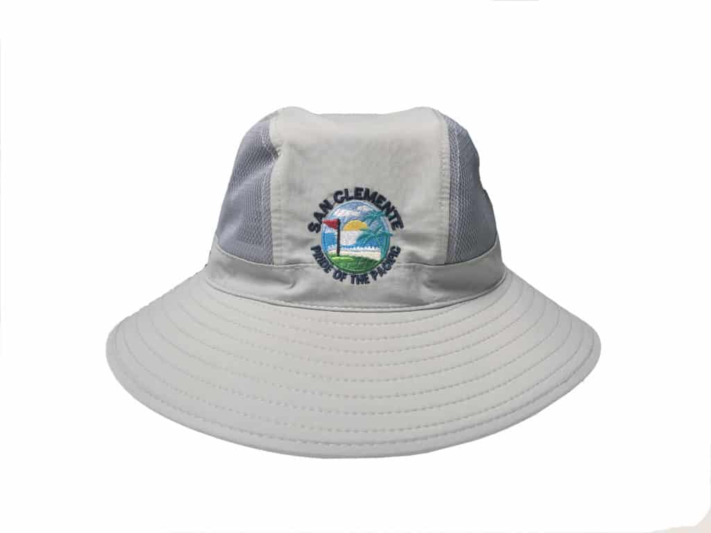High Quality Custom Embroidered Fitted Hats - Polished Image